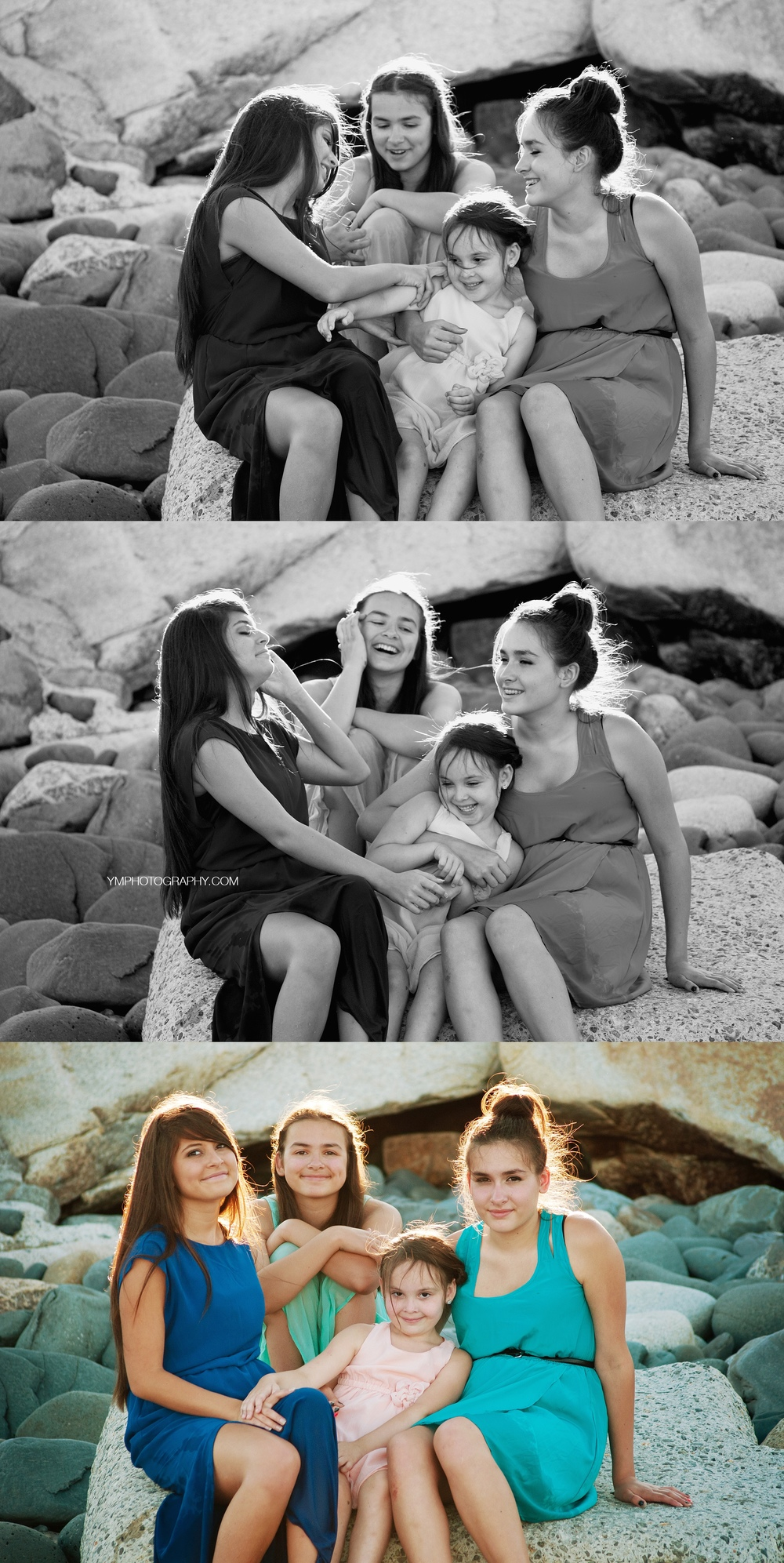 2013 Family Portrait © ymphotography 2015 www.ymphotography.com