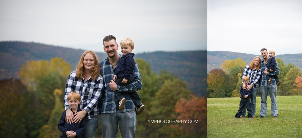 Lake George, NY Family Session © ymphotography 2015 www.ymphotography.com