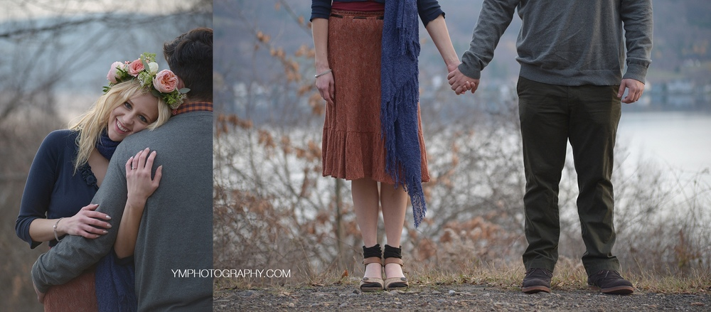 Rochester, NY Engagement Session© ymphotography 2015 www.ymphotography.com