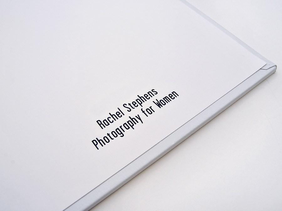 Foil Stamping - Inside Cover