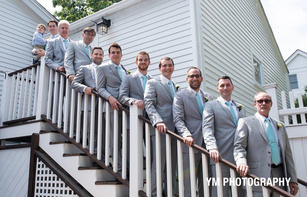 groomsmen-formals-THE-YORK-INN-york-beach-Adirondack-Wedding-ym-photography