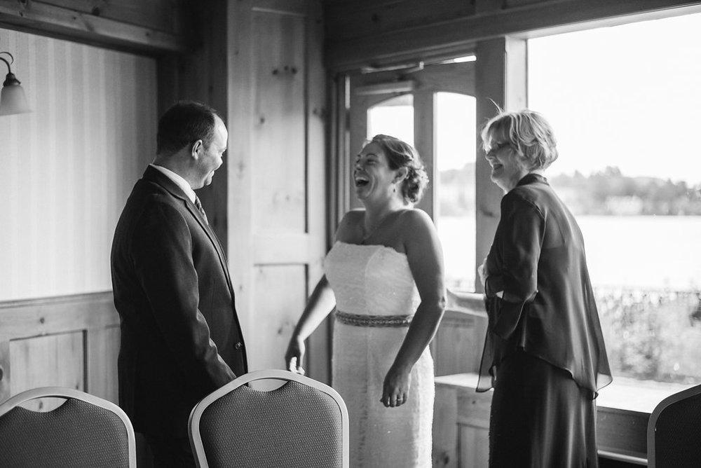 laughing-b&w-pre-wedding-golden-arrow-lakeside-resort-lake-placid-ny-wedding-ym-photography