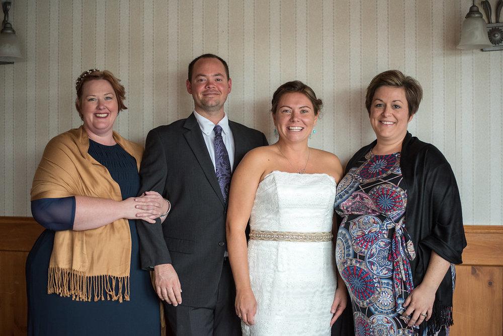 group-photo-pre-wedding-golden-arrow-lakeside-resort-lake-placid-ny-wedding-ym-photography