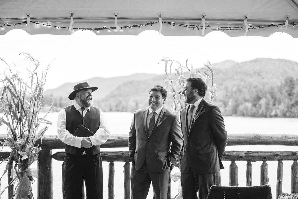 groom-ceremony-golden-arrow-lakeside-resort-lake-placid-ny-wedding-ym-photography