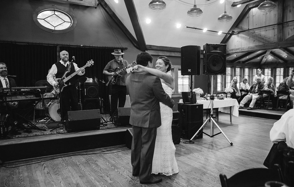 first-dance-golden-arrow-lakeside-resort-lake-placid-ny-wedding-ym-photography