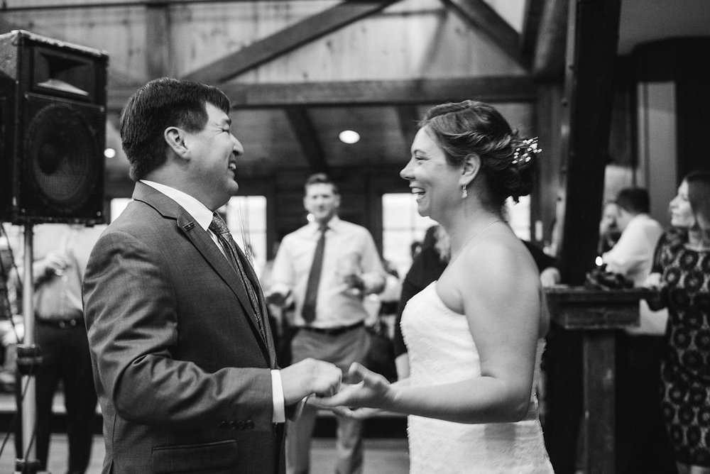 first-dance-reception-golden-arrow-lakeside-resort-lake-placid-ny-wedding-ym-photography
