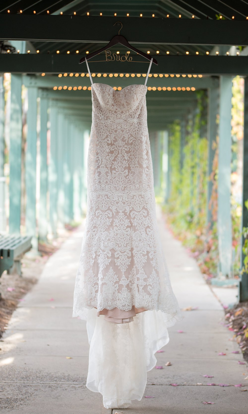 Kelsey george wedding dress
