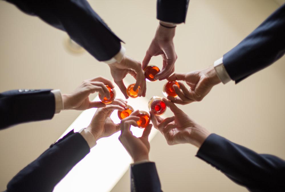 grooms-men-shots-jagermeister-pre-wedding-sagamore-resort-lake-george-ny-wedding-ym-photography