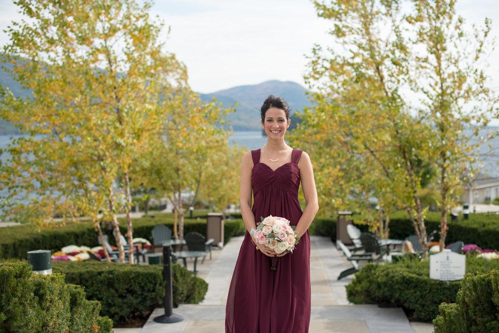 brides-maid-sagamore-resort-lake-george-ny-wedding-ym-photography