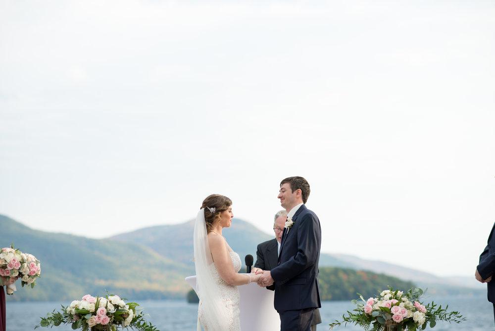smile-vows-ceremony-sagamore-resort-lake-george-ny-wedding-ym-photography