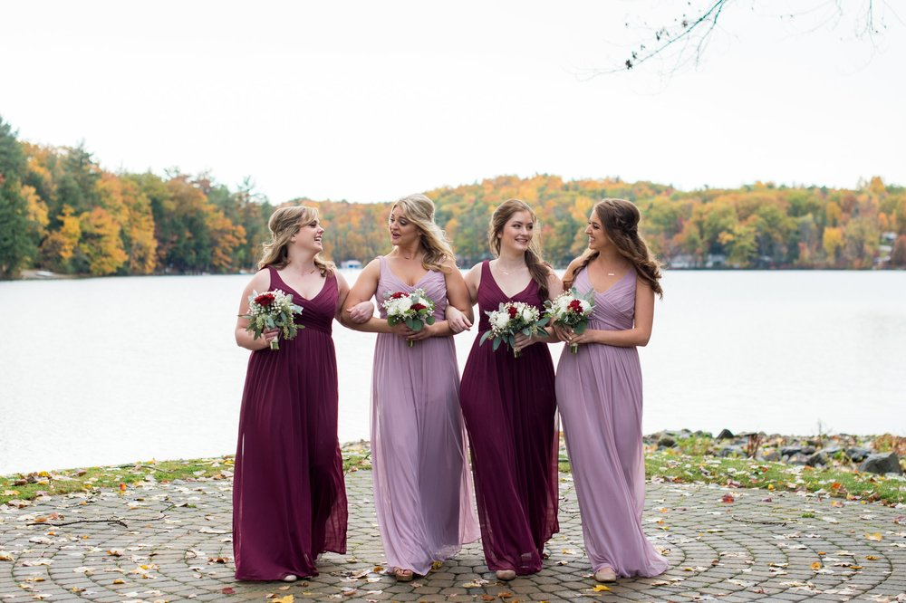 bridesmaids-lake-old-daley-on-crooked-lake-albany-ny-wedding-ym-photography
