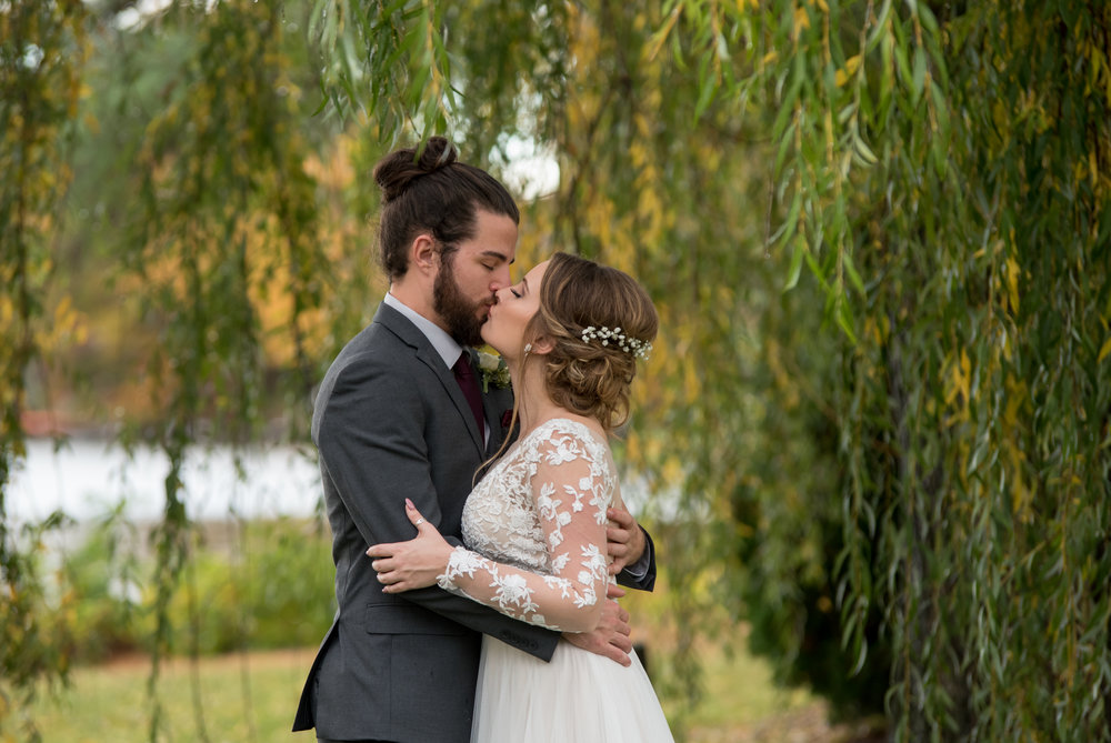 YM PHOTOGRAPHY BRIDES AND WEDDINGS OF NORTHERN VIRGINIA ROSE GOLD WEDDING