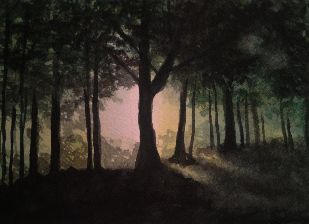 04 Watercolor 1