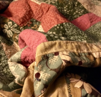 "Scout's ""Grandmama Quilt"""