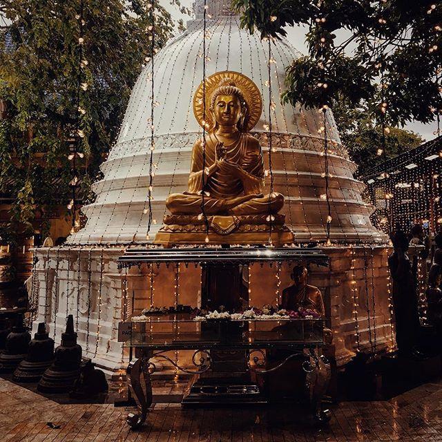 Gangaramaya temple #vscocam