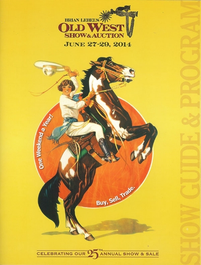 2014 Old West Show Program Cover View the interactive Show Program here