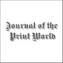 Journal of the Print World January, 2015   Invest in the West - Charles Russell letter