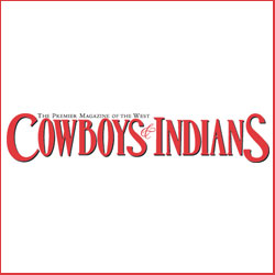 Cowboys & Indians Magazine June, 2012   Up For Auction: Annie Oakley Gun And ...