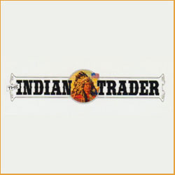 Indian Trader August, 2012   Old West Artifacts Bring Big Dollars...