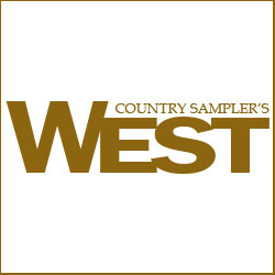 Country Sampler's West May/June, 1994   Cowboy Collectibles