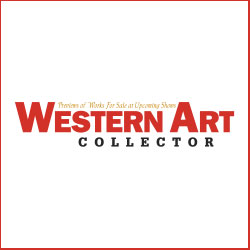 Western Art Collector June, 2015   Texas Bound