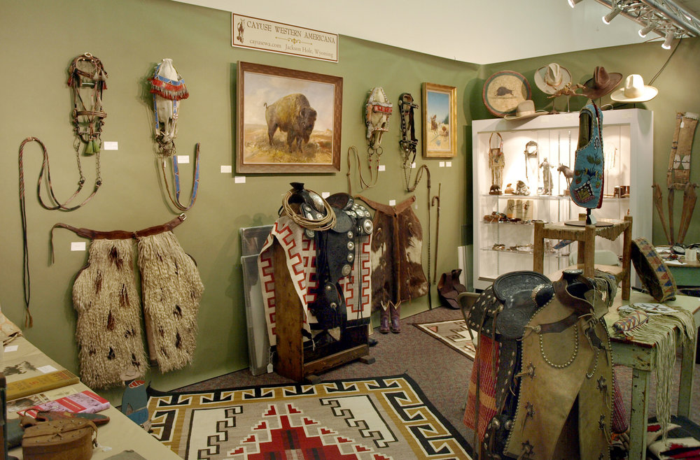 Booth at Show (cayuse western americana).jpg