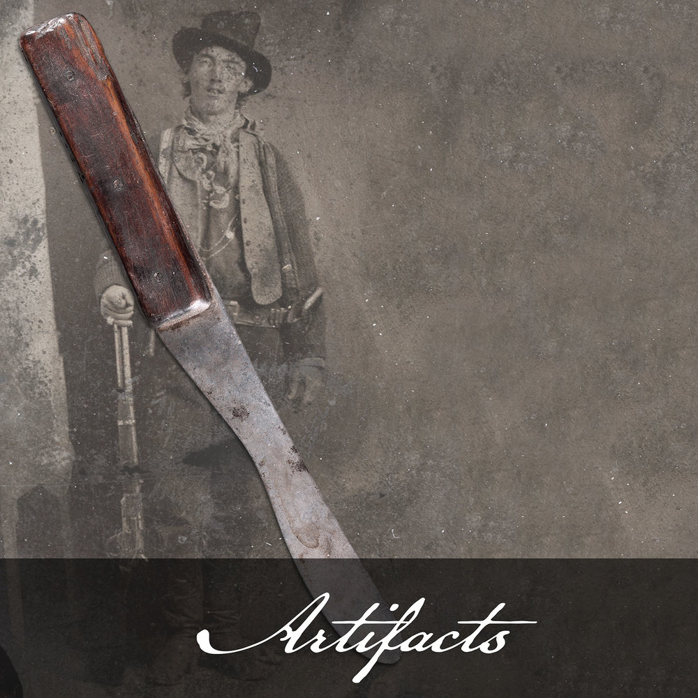 Billy the Kid Knife