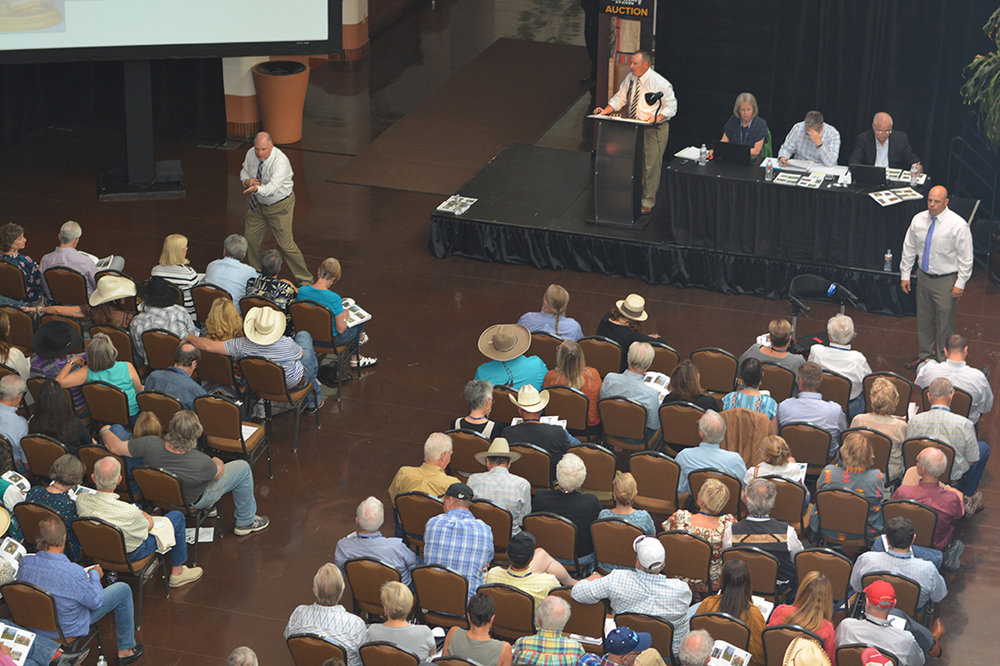 2018 Cody Old West Auction - Live in Santa Fe