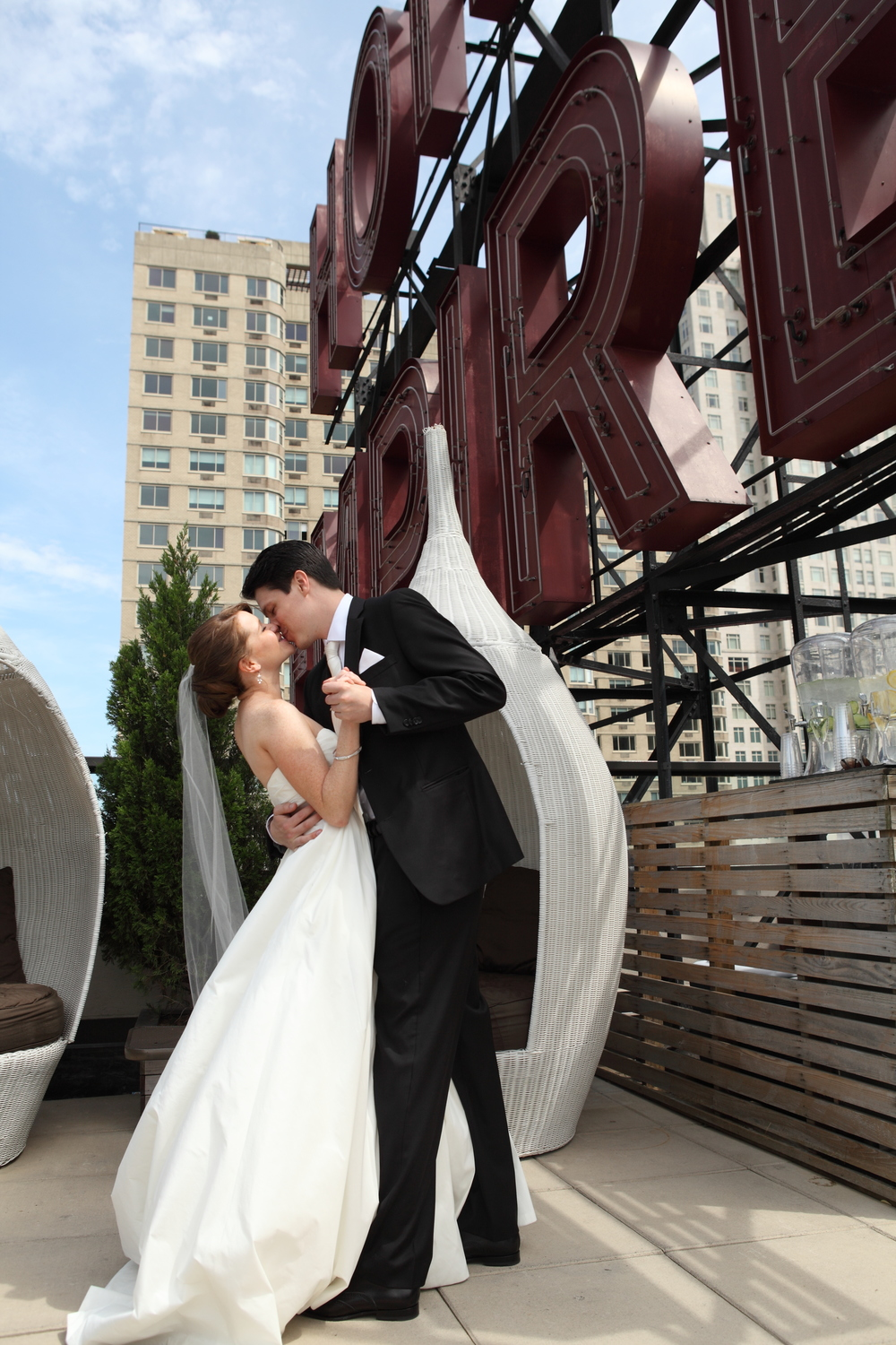 The Arsenal, Central Park West City/ Chic Manhattan Wedding