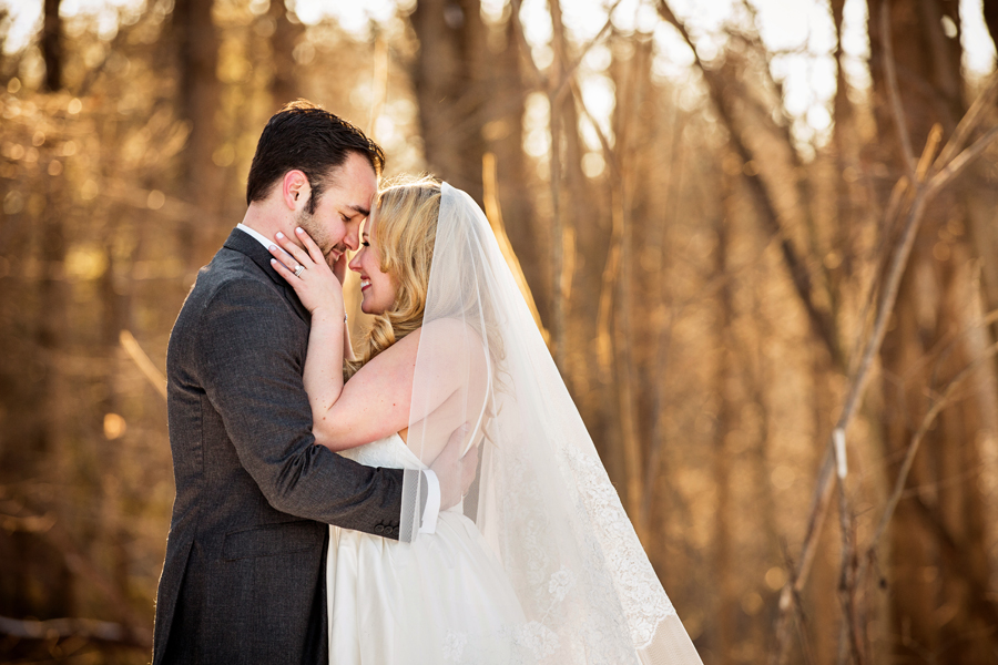 Hall of Springs Romantic/ Winter Wedding