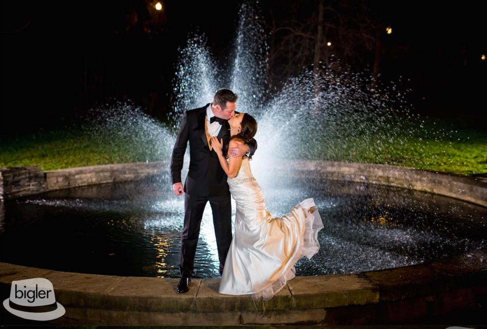 Canfield Casino     Classic/ Romantic Winter Wedding