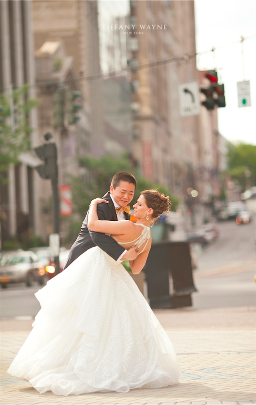 State Street Seamless/ Warm Summer Wedding