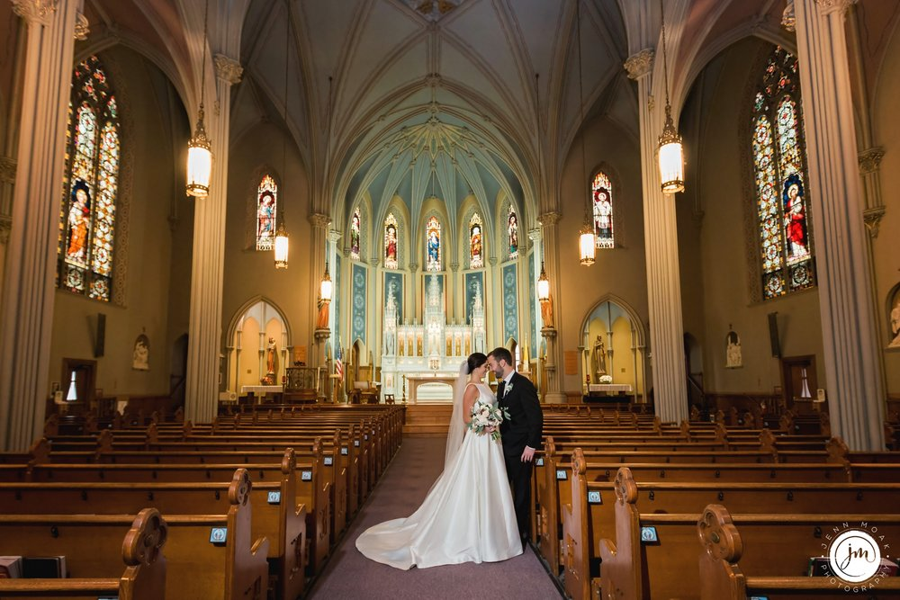 Canfield Casino Timeless/ Warm Fall Wedding