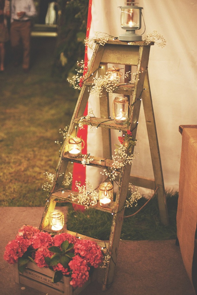 Mason Jar Lights — Bisou Weddings and Events