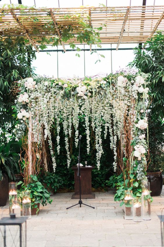 Wedding Backdrop Ideas — Bisou Weddings and Events