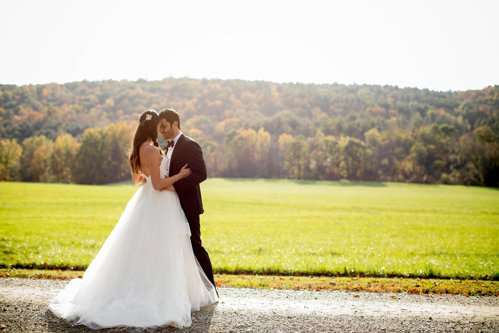 Nipmoose Barns                                                                                                               Rustic/Chic Fall Wedding