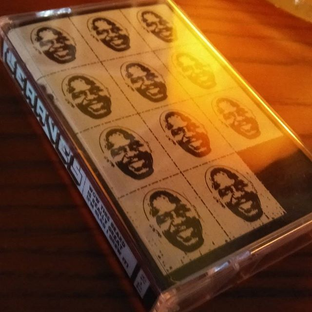 """@duplicationdotca @markjonesaudio my current favorite jam. """"Wow My Beard Looks Really Great, I'm Glad I Grew It"""" by Leaaves, out on Tymbal Tapes. Killer artwork by TinyLittleHammers."""