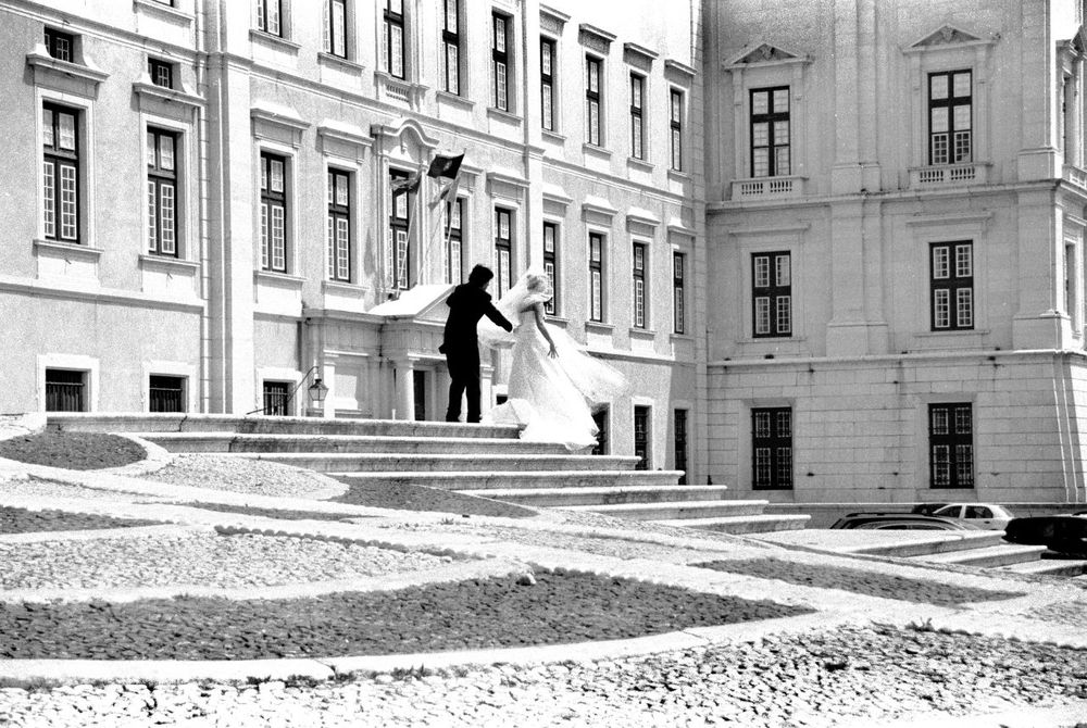 Wedding Mafra Palace Portugal