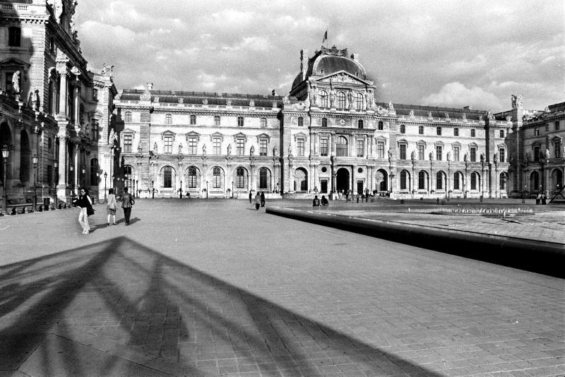 Louvre, Paris, FR