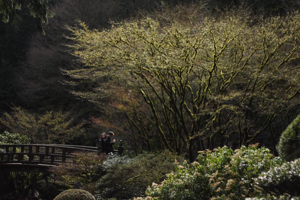 Gardens, Portland, OR