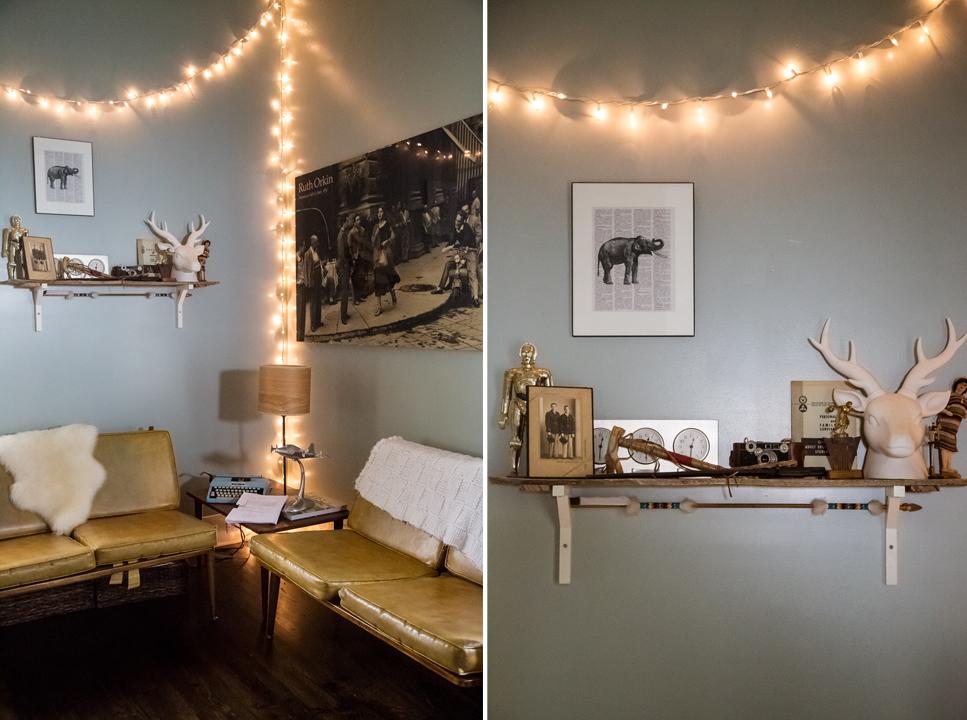 East Nashville Home Interior