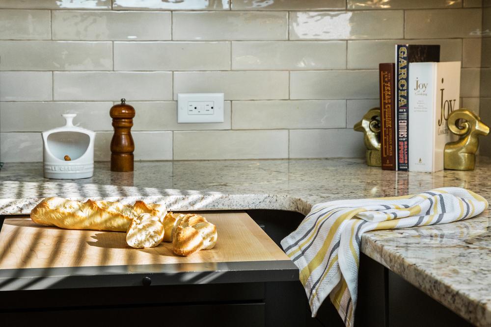 Donna Gilliam Interiors, Comfy Kitchen