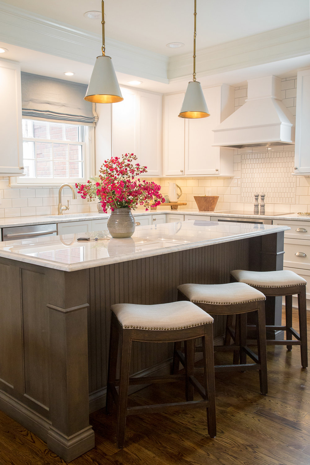 Donna Gilliam Interiors, Country Kitchen