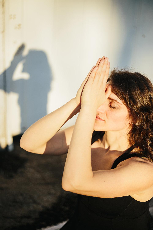 Katie Bruno, Yoga Instructor