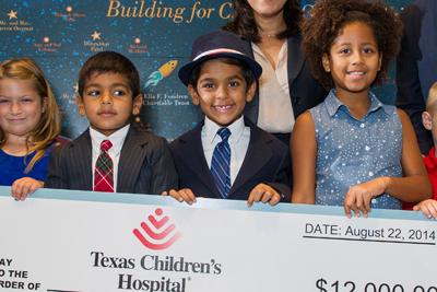 July 25, 2014 Texas Children's Hospital Interview