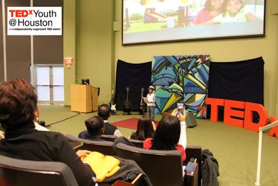 November 15, 2014 TEDx Youth Keynote Speaker