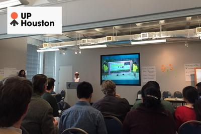 November 15, 2014: StartUP Houston Weekend Keynote Speaker