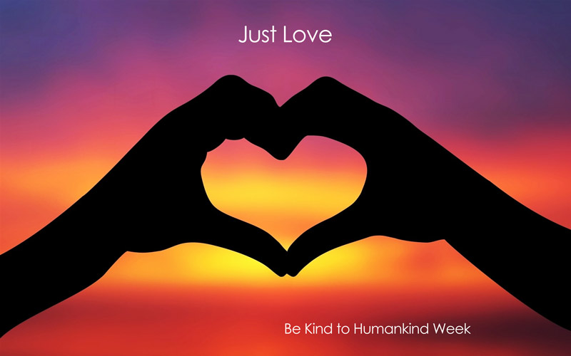 be kind to humankind week