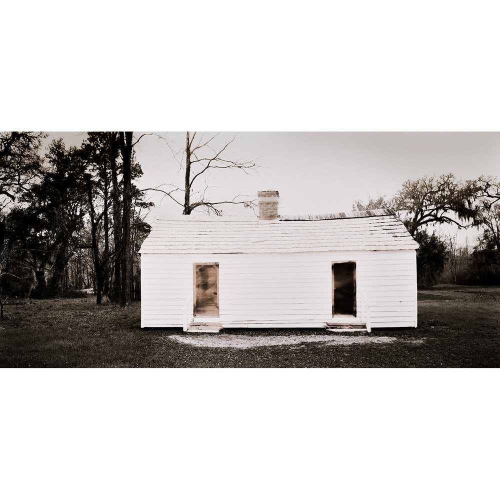 a slave dwelling in South Carolina