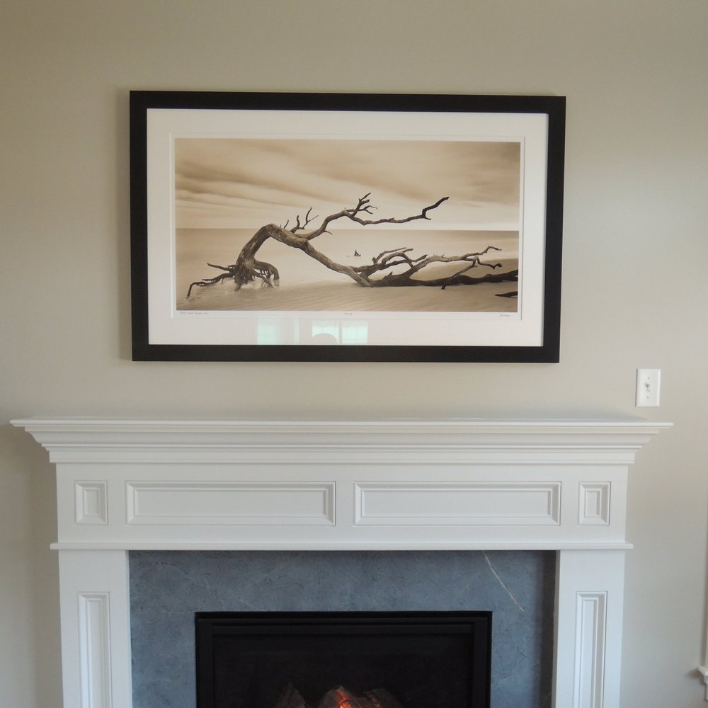 Customer photo: Custom large size of Jekyll Island